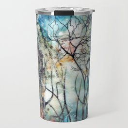 two worlds Travel Mug