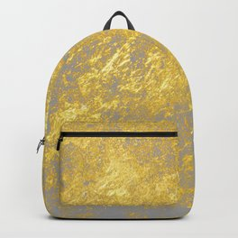 Gold flakes Backpack