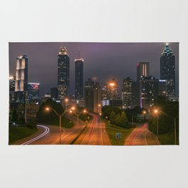 Atlanta, Early Morning Rug