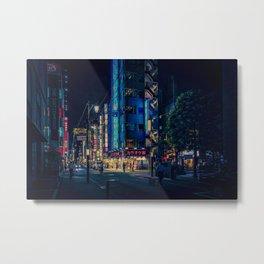 Neon Fantasy/ Anthony Presley Photo Print Metal Print