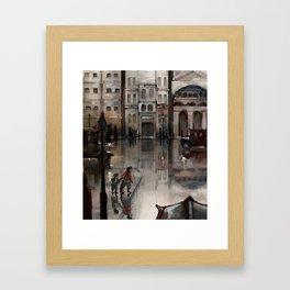 Mako and Bolin Framed Art Print