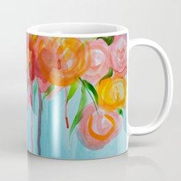 Running Roses Coffee Mug