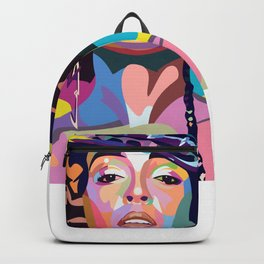 Janelle M Backpack