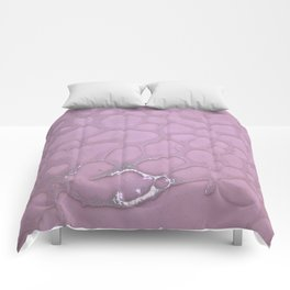 Bubble Water Comforters