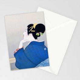 Uemura Shoen - Top Quality Art - Machizuki Stationery Cards