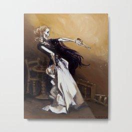 Sally Scull Metal Print