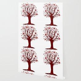 Heart Tree (2) Wallpaper