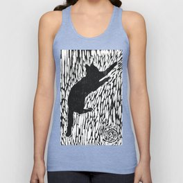 Get Off Those Curtains #4 Unisex Tank Top