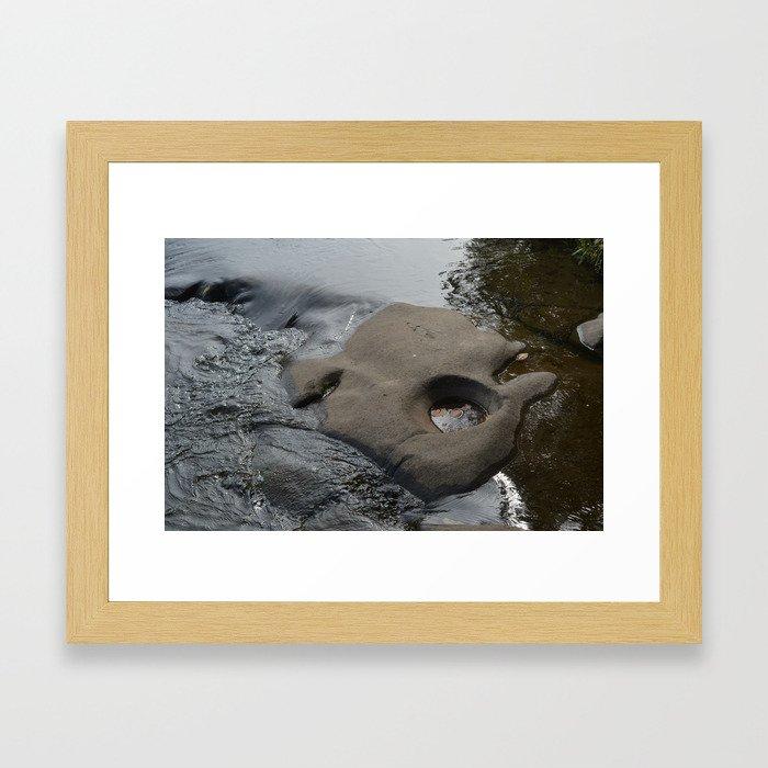 You Are Strength of a Puma Framed Art Print