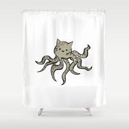 minima - octopuss Shower Curtain