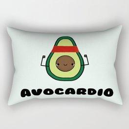 Avocardio Rectangular Pillow
