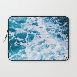 Perfect Ocean Sea Waves Laptop Sleeve