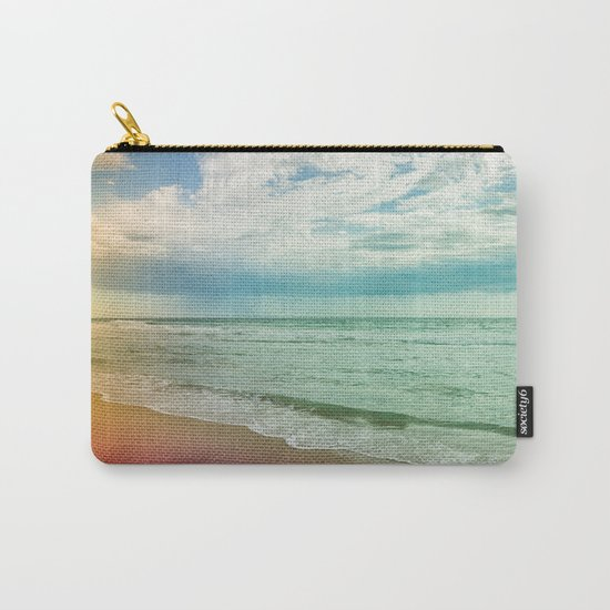 Beach in Colours Carry-All Pouch