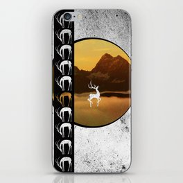 Stag on a Stroll  iPhone Skin