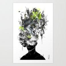 Taegesschu Art Print