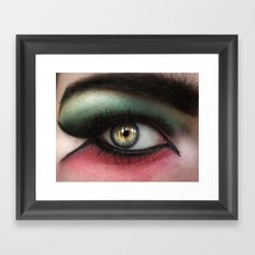 Disney Villain: Maleficent  Framed Art Print