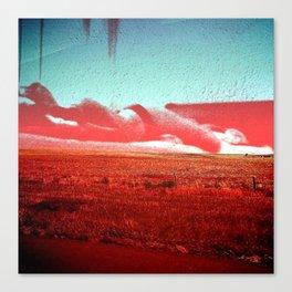 Deserter Canvas Print