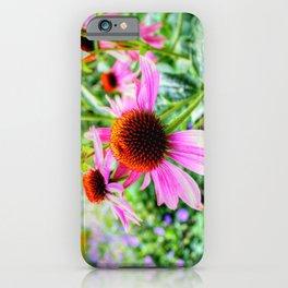 Coneflowers iPhone Case