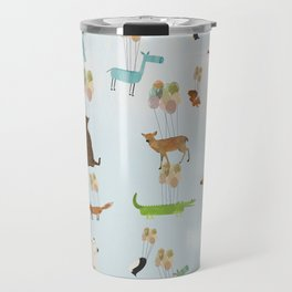 the sky zoo Travel Mug