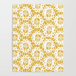 Bee Charmer Poster