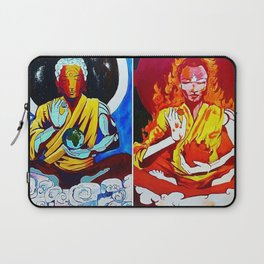 ELEMENTAL BUDDHAS Laptop Sleeve