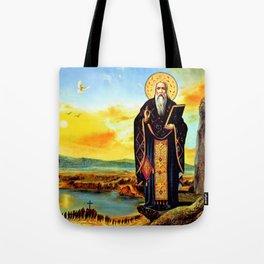 St. Zaia Tote Bag