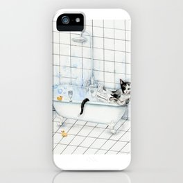 DO NOT DISTURB 2 iPhone Case