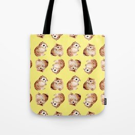 Coco the Hamster Tote Bag