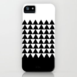 Mano Shark pattern iPhone Case