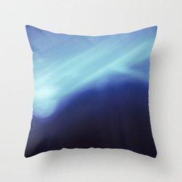 Aurora II Throw Pillow