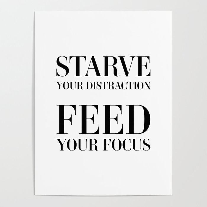 Just Feed Them Poster | GRA217 | Introduction to the Graphic