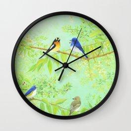 suiten Wall Clock