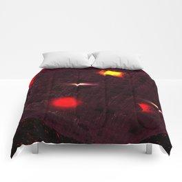 Large purple asteroid Comforters