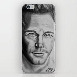 The Pratt iPhone Skin