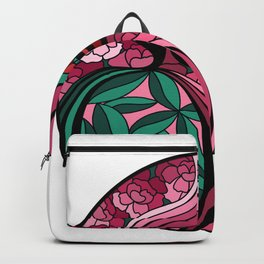 Floral Unity Backpack