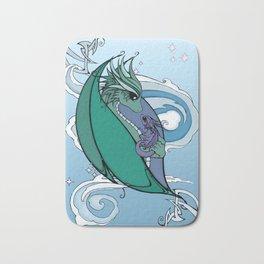 Dragons Bath Mat