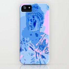Modern Buddha iPhone Case