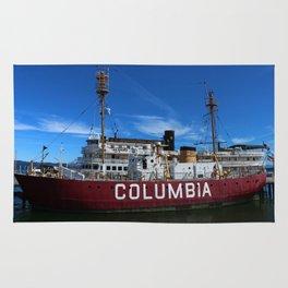 Fireship Columbia Rug