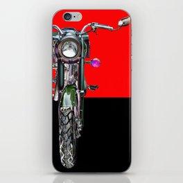 Moto iPhone Skin
