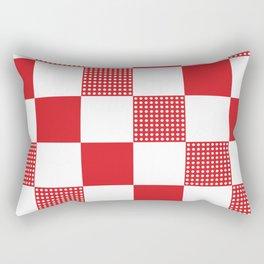 Strawberry patch Rectangular Pillow