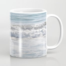 TEXTURES -- Surf   at San Clemente Coffee Mug