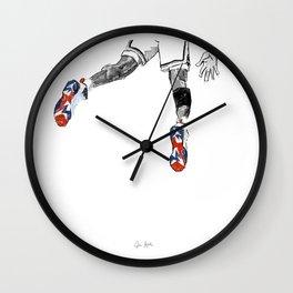 mj 1992 olympics Wall Clock