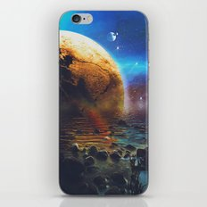 The landscape  iPhone & iPod Skin