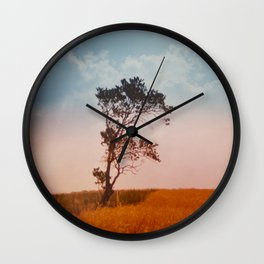 einsamkeit Wall Clock