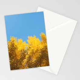 fall crush Stationery Cards