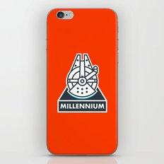 Millenium iPhone Skin