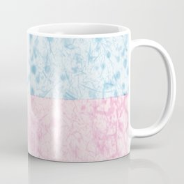 Transgender flag by Carla Hipatia Coffee Mug