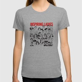 Inspiring Ladies T-shirt