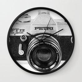 Petri 35mm Wall Clock