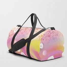 White Circle bis Duffle Bag